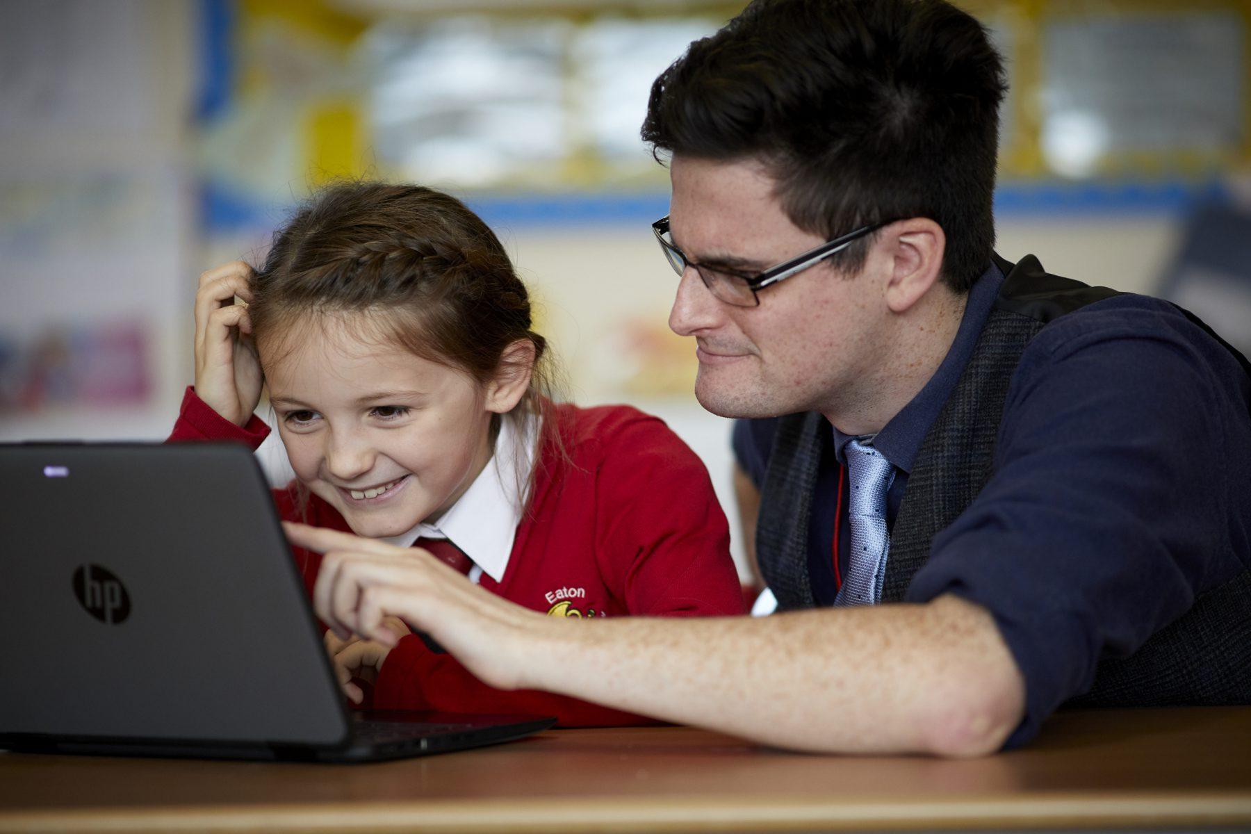 Reducing teacher workload - Eaton Primary School